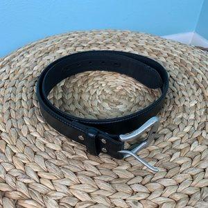 Nocona size 36 Black Leather Belt